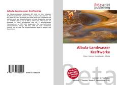 Couverture de Albula-Landwasser Kraftwerke