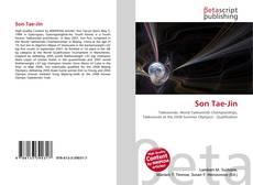 Capa do livro de Son Tae-Jin