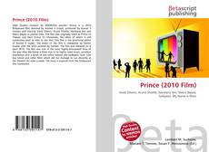 Bookcover of Prince (2010 Film)