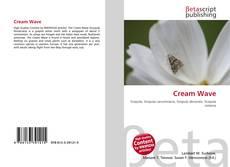 Bookcover of Cream Wave