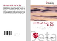Couverture de 2010 Great Barrier Reef Oil Spill