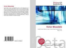 Victor Bleasdale的封面