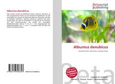 Bookcover of Alburnus danubicus