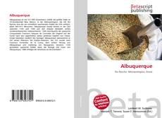 Buchcover von Albuquerque