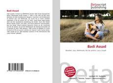 Bookcover of Badi Assad