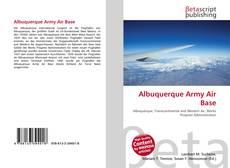 Couverture de Albuquerque Army Air Base