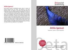 Capa do livro de Attila (genus)