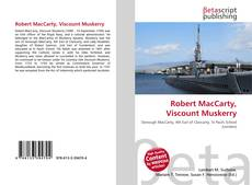 Bookcover of Robert MacCarty, Viscount Muskerry