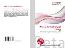 Warcraft: The Sunwell Trilogy kitap kapağı