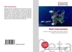 Bookcover of Well Intervention