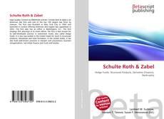 Schulte Roth & Zabel的封面