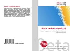 Bookcover of Victor Anderson (Witch)