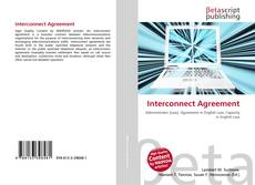 Interconnect Agreement的封面