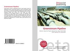 Buchcover von Greenstream Pipeline