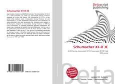 Capa do livro de Schumacher XT-R 3E