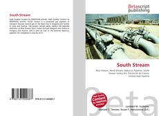 Bookcover of South Stream