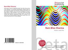 Bookcover of Ram Bilas Sharma