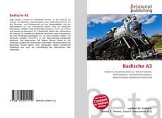 Обложка Badische A3