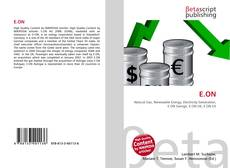 Bookcover of E.ON