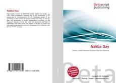 Bookcover of Nakba Day