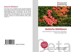 Обложка Badische Mehlbeere