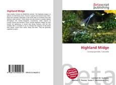 Обложка Highland Midge