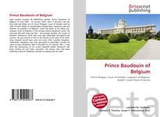 Copertina di Prince Baudouin of Belgium