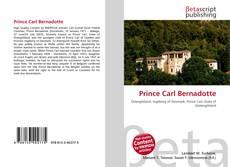 Couverture de Prince Carl Bernadotte
