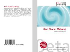 Bookcover of Ram Charan Maharaj