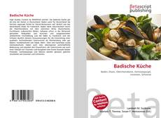 Bookcover of Badische Küche