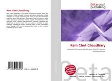 Portada del libro de Ram Chet Chaudhary