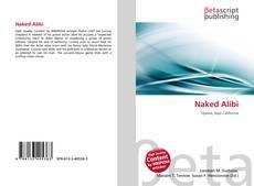 Capa do livro de Naked Alibi