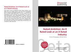 Capa do livro de Naked Ambition: An R Rated Look at an X Rated Industry