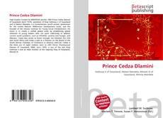 Bookcover of Prince Cedza Dlamini