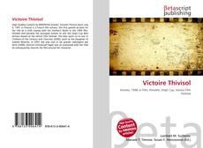 Couverture de Victoire Thivisol