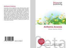Bookcover of Anthemis Arvensis