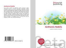Bookcover of Anthemis Nobilis