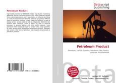 Обложка Petroleum Product
