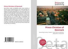 Prince Christian of Denmark的封面
