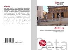 Couverture de Alcérreca