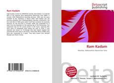 Bookcover of Ram Kadam