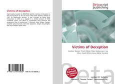 Bookcover of Victims of Deception