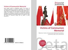 Bookcover of Victims of Communism Memorial