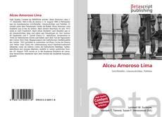 Capa do livro de Alceu Amoroso Lima