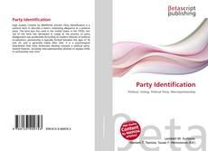 Buchcover von Party Identification