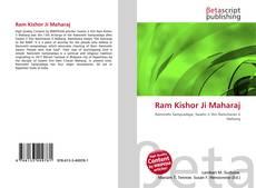 Обложка Ram Kishor Ji Maharaj