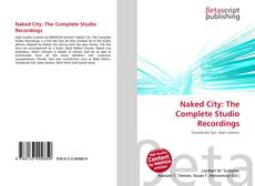 Naked City: The Complete Studio Recordings的封面