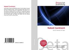 Bookcover of Naked Continent