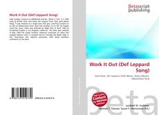 Bookcover of Work It Out (Def Leppard Song)