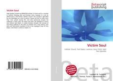 Victim Soul kitap kapağı